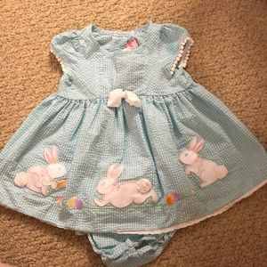 Good Lad Easter Bunny Dress size 18 months